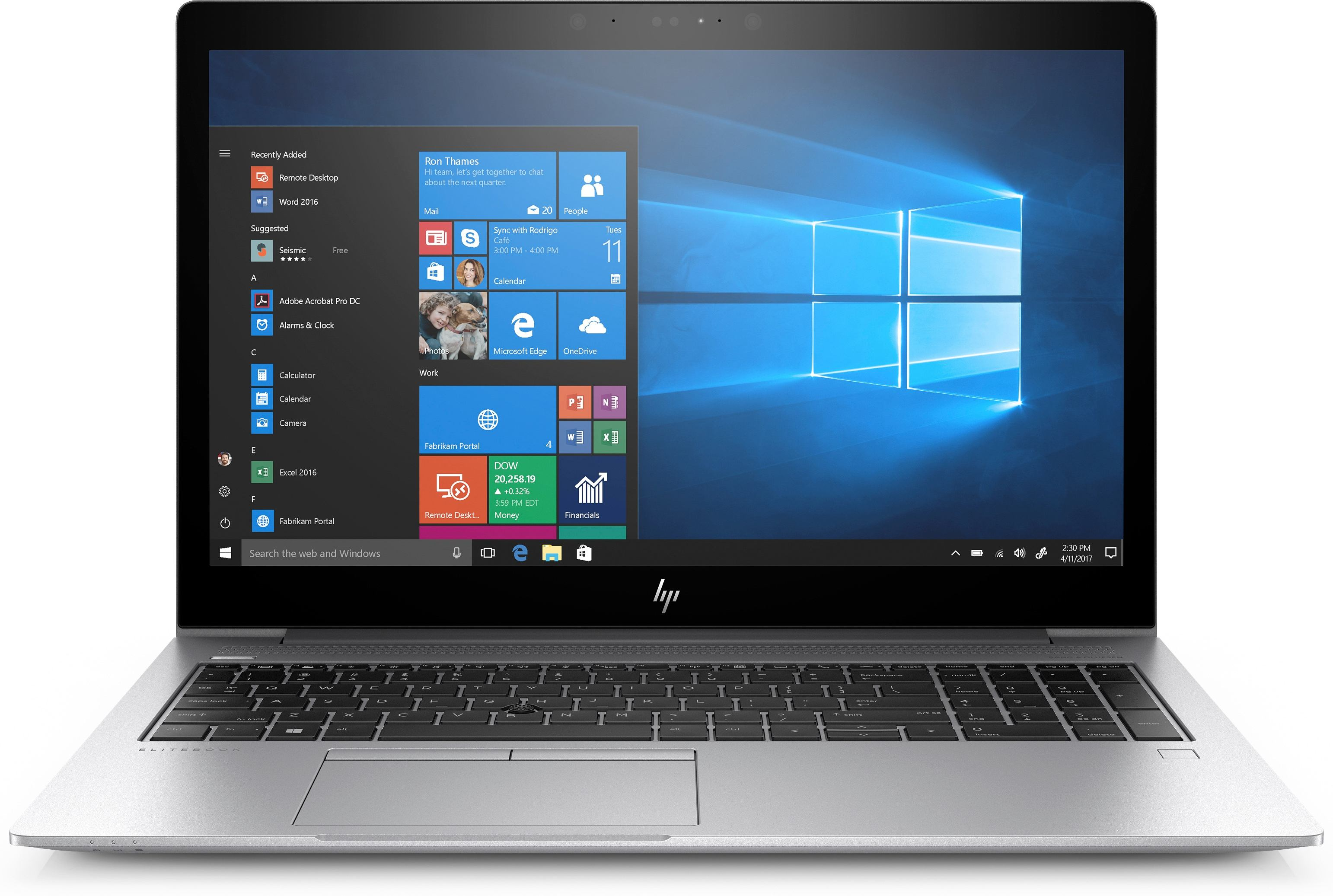 HP EliteBook 850 G5 Silver Notebook 39 6 cm - UK version