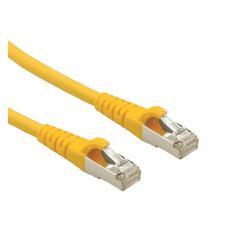 COP Patch Cord CAT6A S//FTP 5M BLK